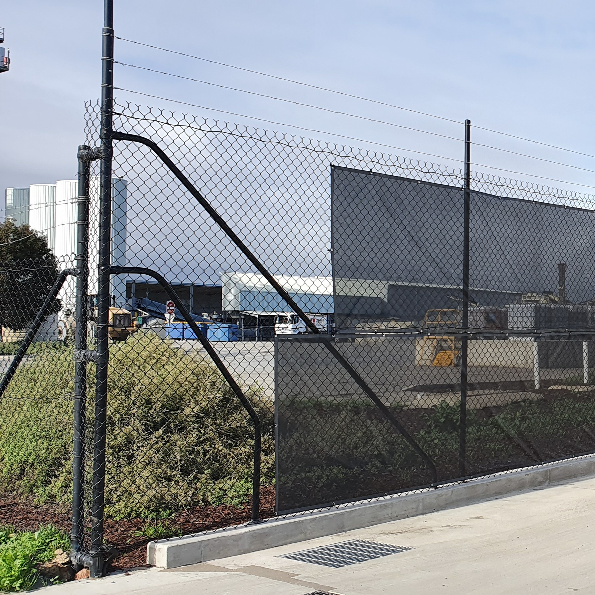 Adelaide Fence Centre Commercial Fencing Chain Mesh Fencing