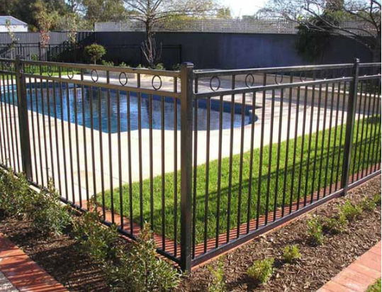 The Advantages Of Tubular Fencing Adelaide Fence Centre