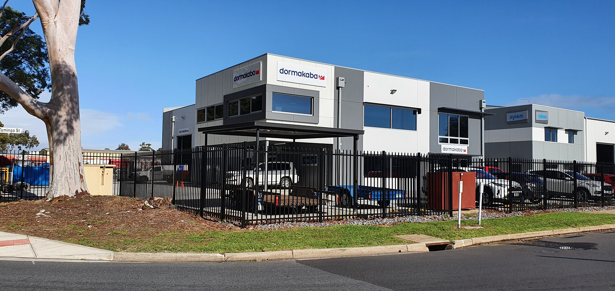 Commercial Fencing Adelaide Fence Centre Heavy Duty Security Fence Wingfield 4