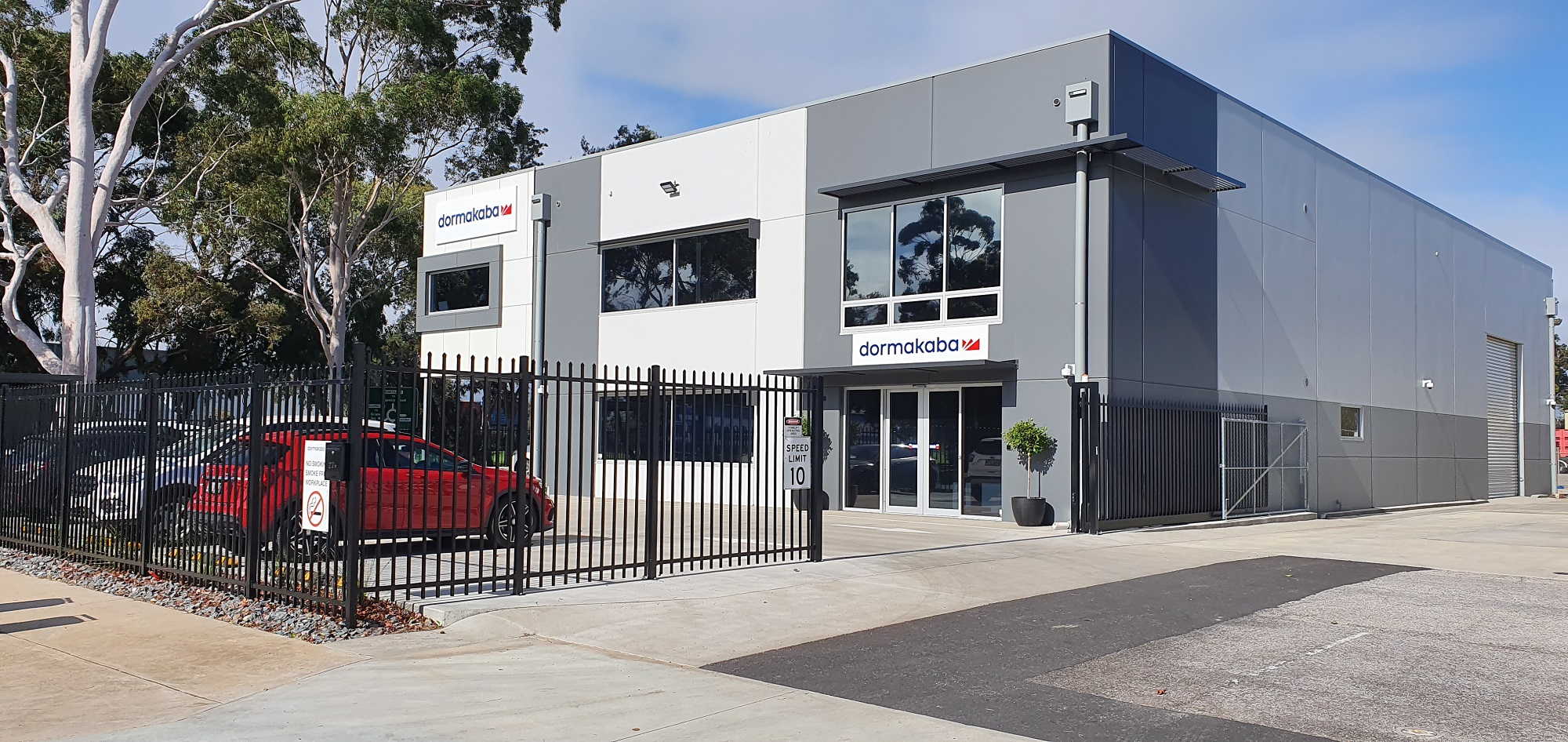 Commercial Fencing Adelaide Fence Centre Heavy Duty Security Fence Wingfield 7