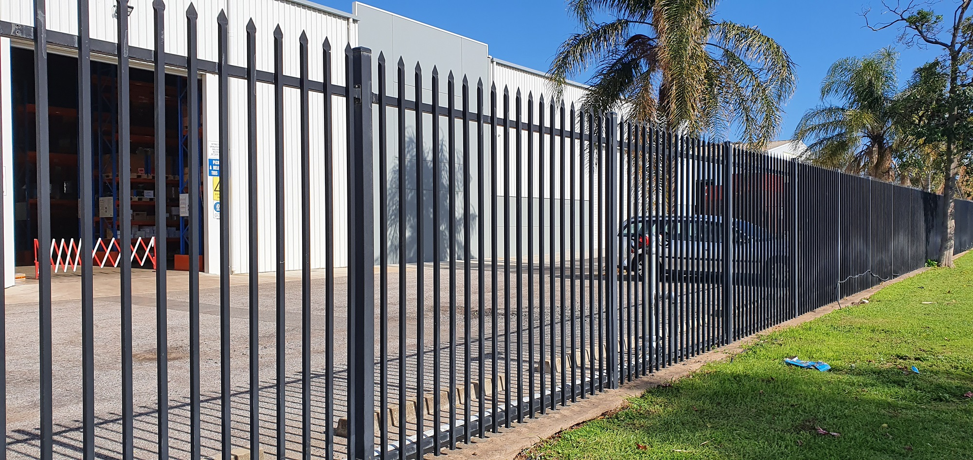 Commercial Fencing Adelaide Fence Centre Heavy Duty Security Fence Wingfield 9