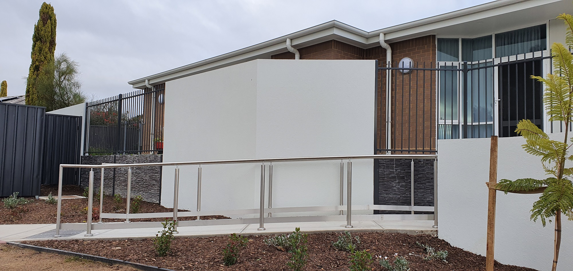Commercial Fencing Adelaide Fence Centre Retirement Village Boundary Fencing 1