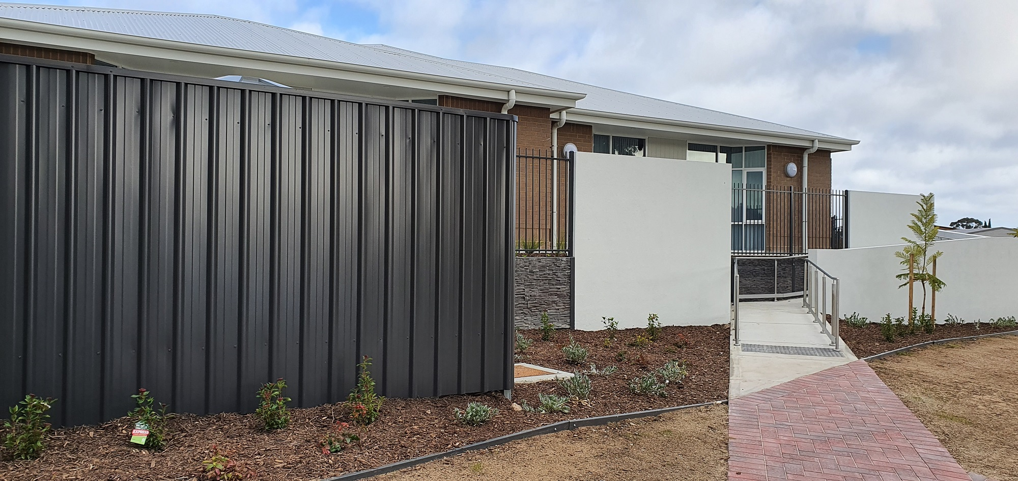 Commercial Fencing Adelaide Fence Centre Retirement Village Boundary Fencing