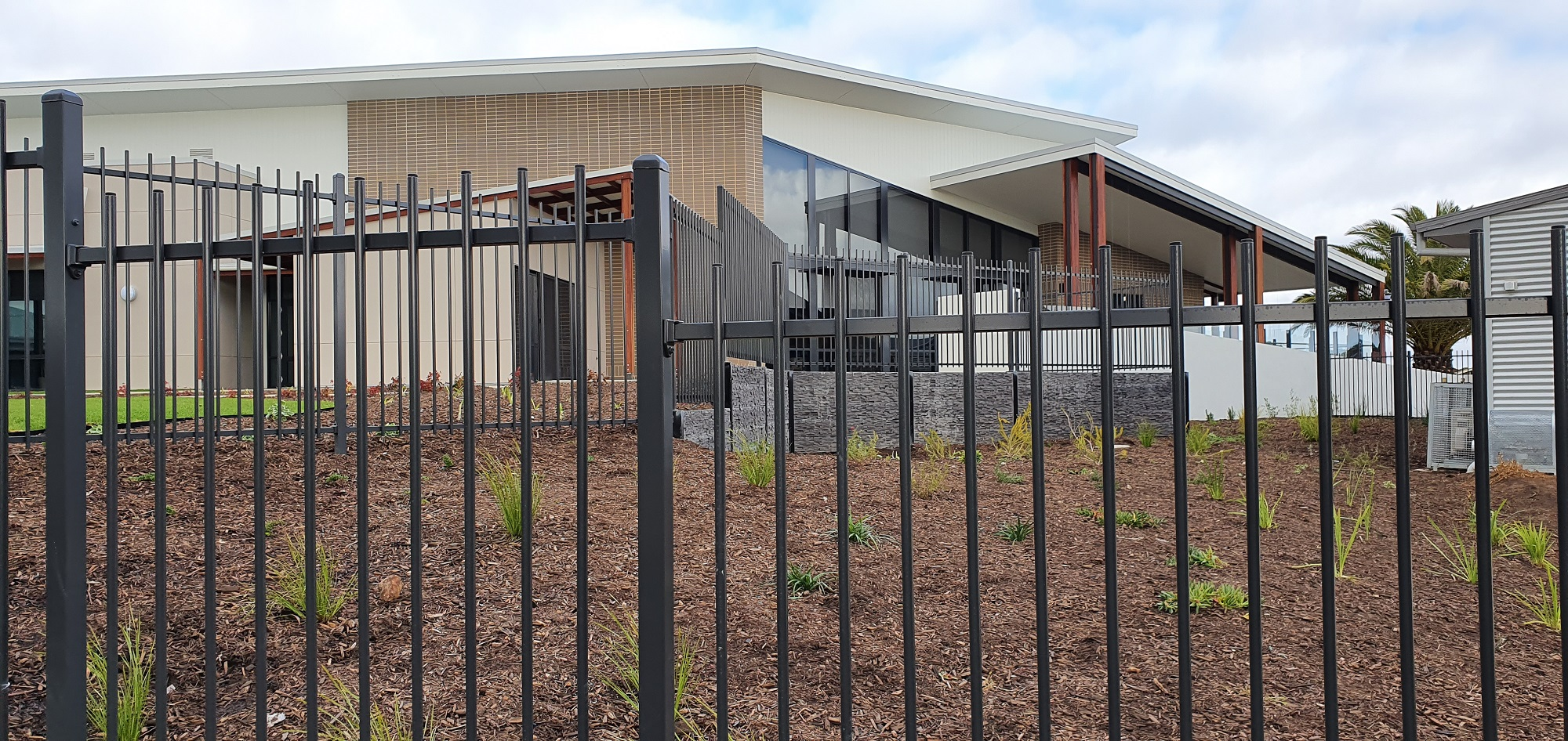 Commercial Fencing Adelaide Fence Centre Retirement Village Boundary Fencing 3