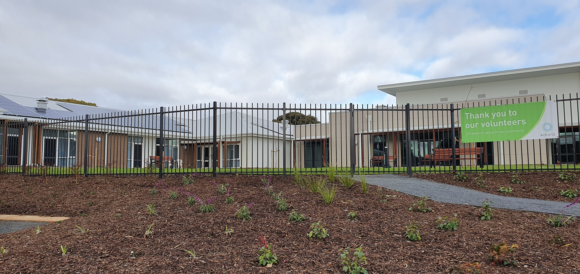 Commercial Fencing Adelaide Fence Centre Retirement Village Boundary Fencing 4