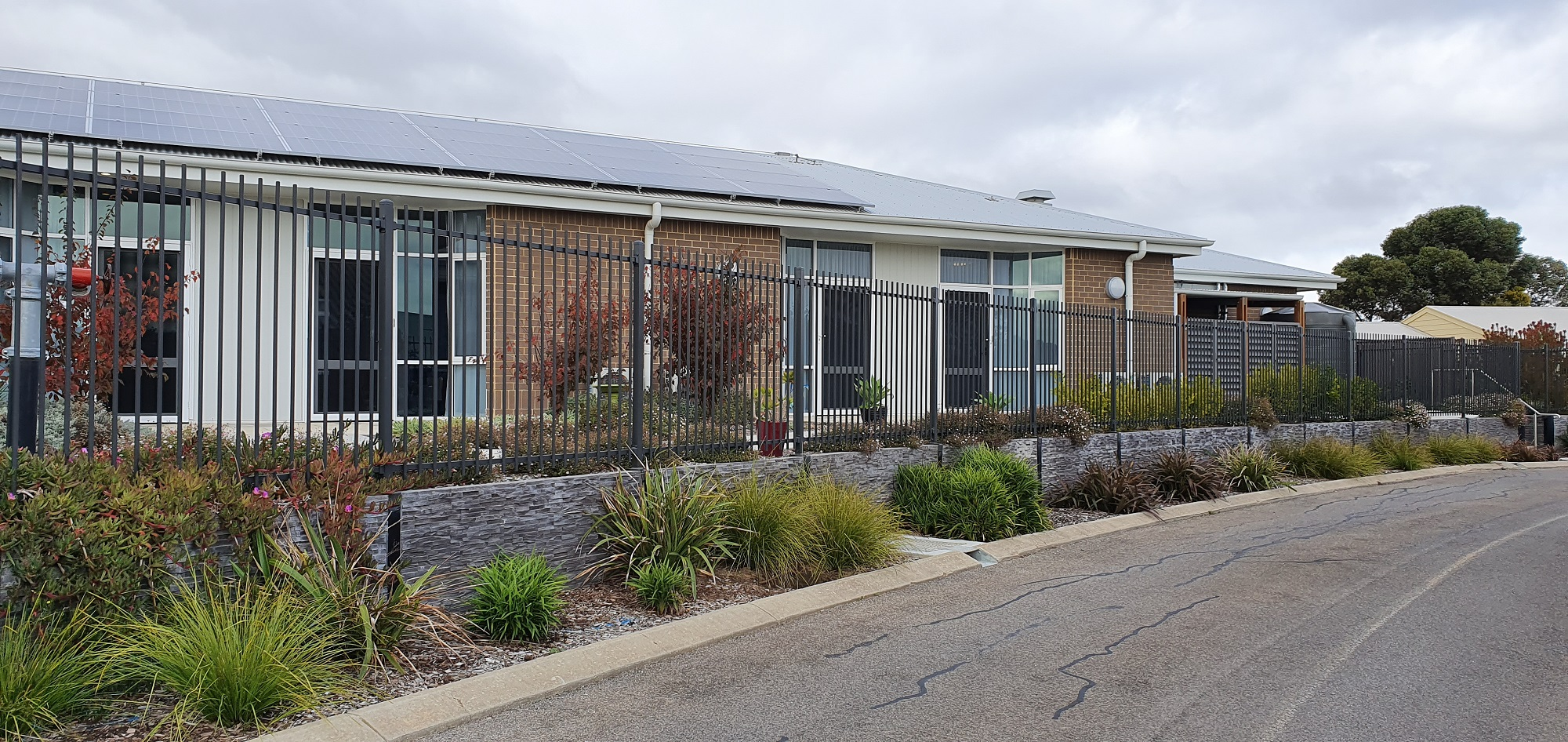Commercial Fencing Adelaide Fence Centre Retirement Village Boundary Fencing 9