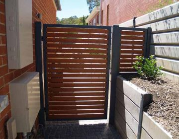 Knotwood Gate