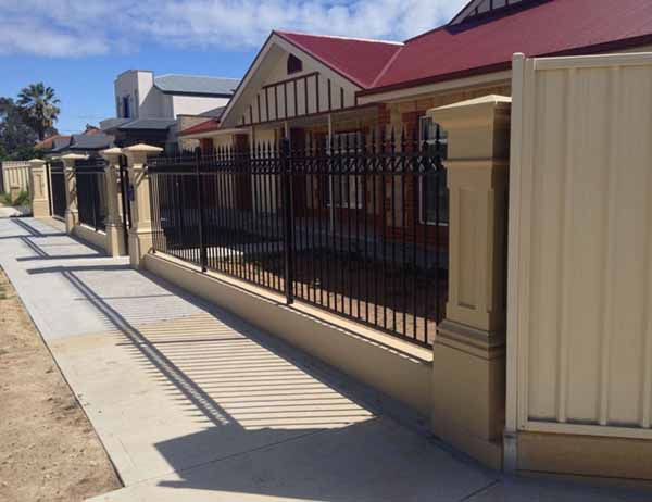 The costs of a new fence | Adelaide Fence Centre