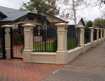 Buy Iron Spear Fencing From Adelaide Fence Centre