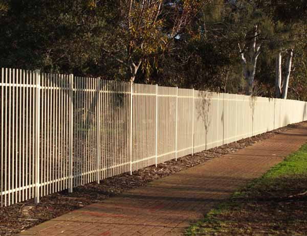 Tube And Tubular Fencing Adelaide Fence Centre Steel Aluminium