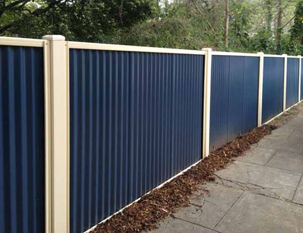 Colorbond Sheet Fencing Fielder Slat Fencing Adelaide
