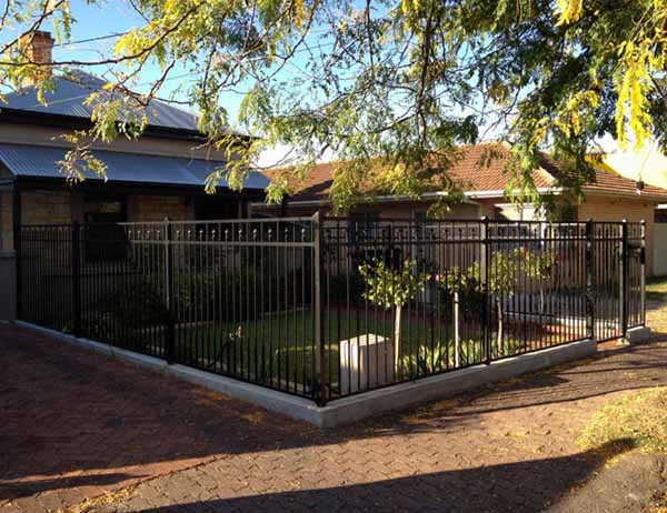 Tube Fencing In Adelaide Adelaide Fence Centre