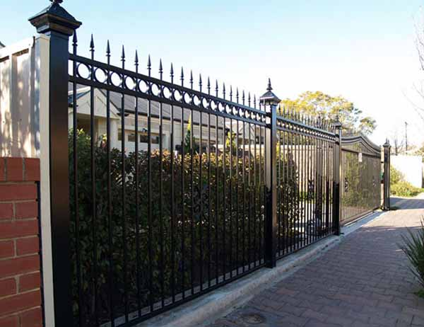 Tube And Tubular Fencing Adelaide Fence Centre Steel