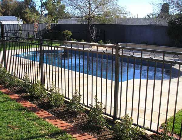 Pool Fencing Adelaide Tubular Steel Aluminium Fence Supply