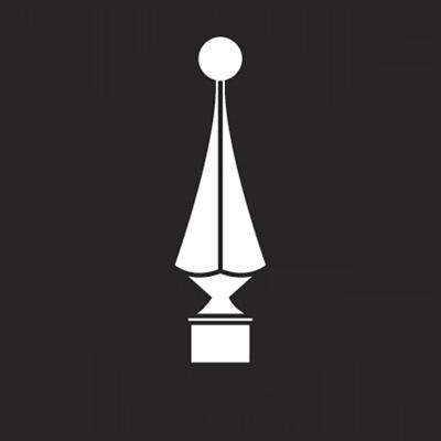 Cardinal Spear Top