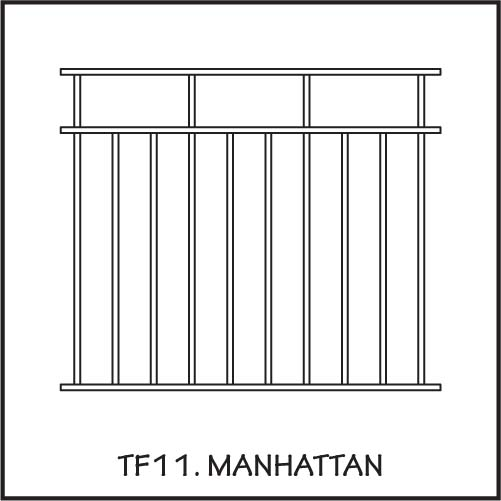 TF11 Manhattan