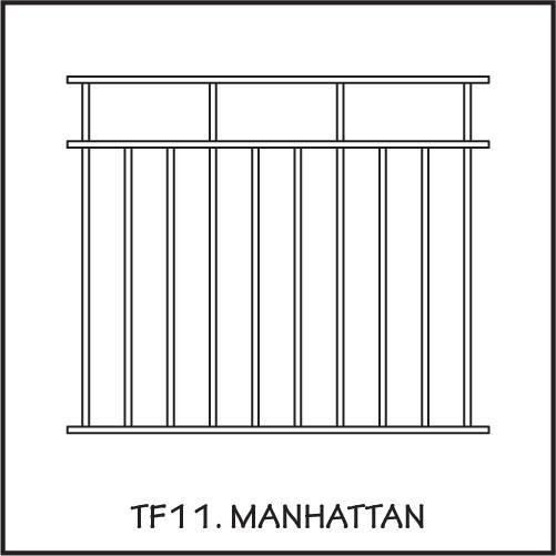 TF11 Manhattan
