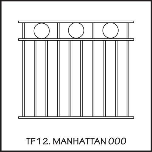 TF12 Manhattan ooo