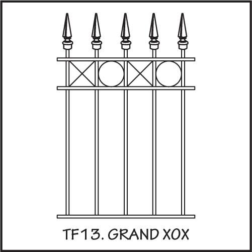 TF13 Grand xox